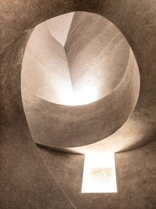 Unterlinden door Herzog de Meuron, beeld Teo Krijgsman