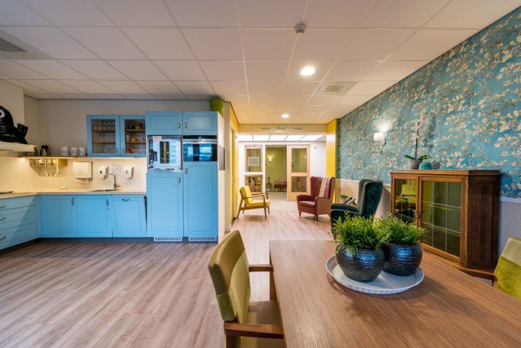 Herontwikkeling verpleeghuis st elisabeth amersfoort for Interieur amersfoort
