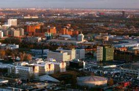 800 woningen langs Haagse Trekvliet