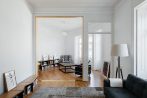 Appartement in Estrela, Lissabon – Aurora Arquitectos