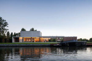 Residence VDB Sint-Martems-Latem – Govaert & Vanhoutte Architects