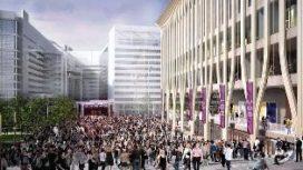 Cultuurcomplex Den Haag krijgt 'bomen' op alle gevels