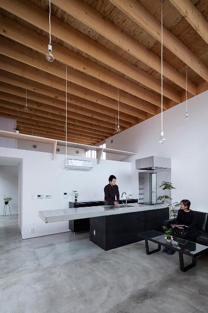 Garage in huis 6