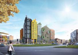 Marconiplein Eindhoven transformeert