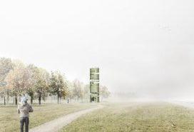 NOHNIK winnaar architectenselectie uitkijktoren voormalige vliegbasis Twente