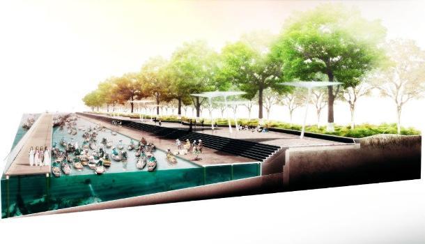 Ontwerpbureau omgeving wint in vietnam de architect - Corridor ontwikkeling ...