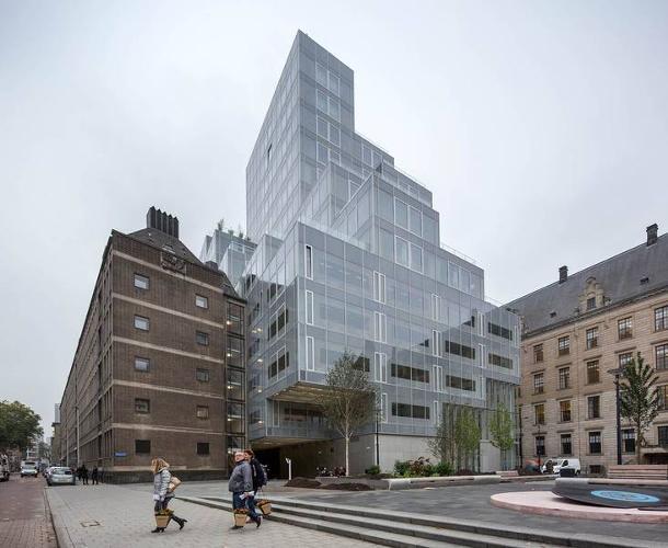 Rozenburcht en Timmerhuis winnaars Rotterdamse Architectuurprijs 2016