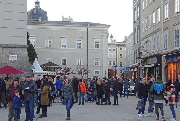 Salzburg - variaties op het grid 3