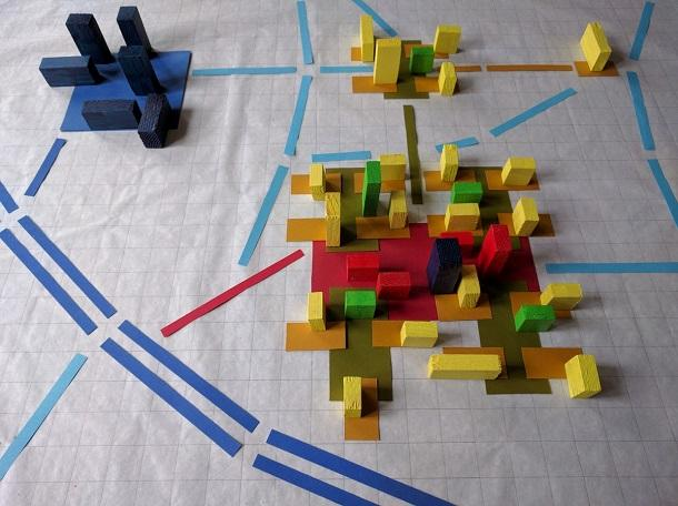 Veld Volume en Vrijheid Deel 10 Gelaagd stedennetwerk 8