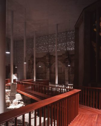 Aartsbisschoppelijk kunstmuseum in keulen door peter zumthor 2 336x420