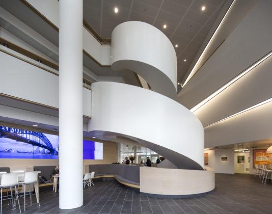 Akzonobel center art space op de zuidas door groupa 3 534x420