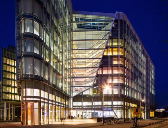 Akzonobel center art space op de zuidas door groupa 5 550x420