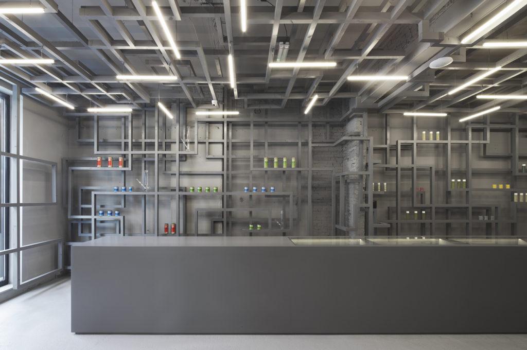 House of Smart door Maurice Mentjens won in 2016 de Herengracht Industrie Prijs