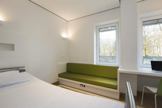 Arc16 rooming in bank suzanne holtz studio de architect - Kleine studio ontwikkeling ...
