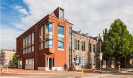School 7 in den helder is de beste bibliotheek van for Interieurarchitecten nederland