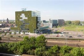 Stadskantoor Venlo wint Amerikaanse Architectuurprijs