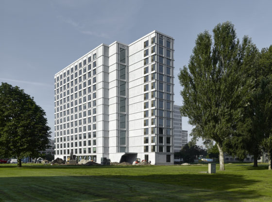Arc16 studentenhuisvesting campus office winhov met office haratori in samenwerking met bdg architecten almere 0 560x417