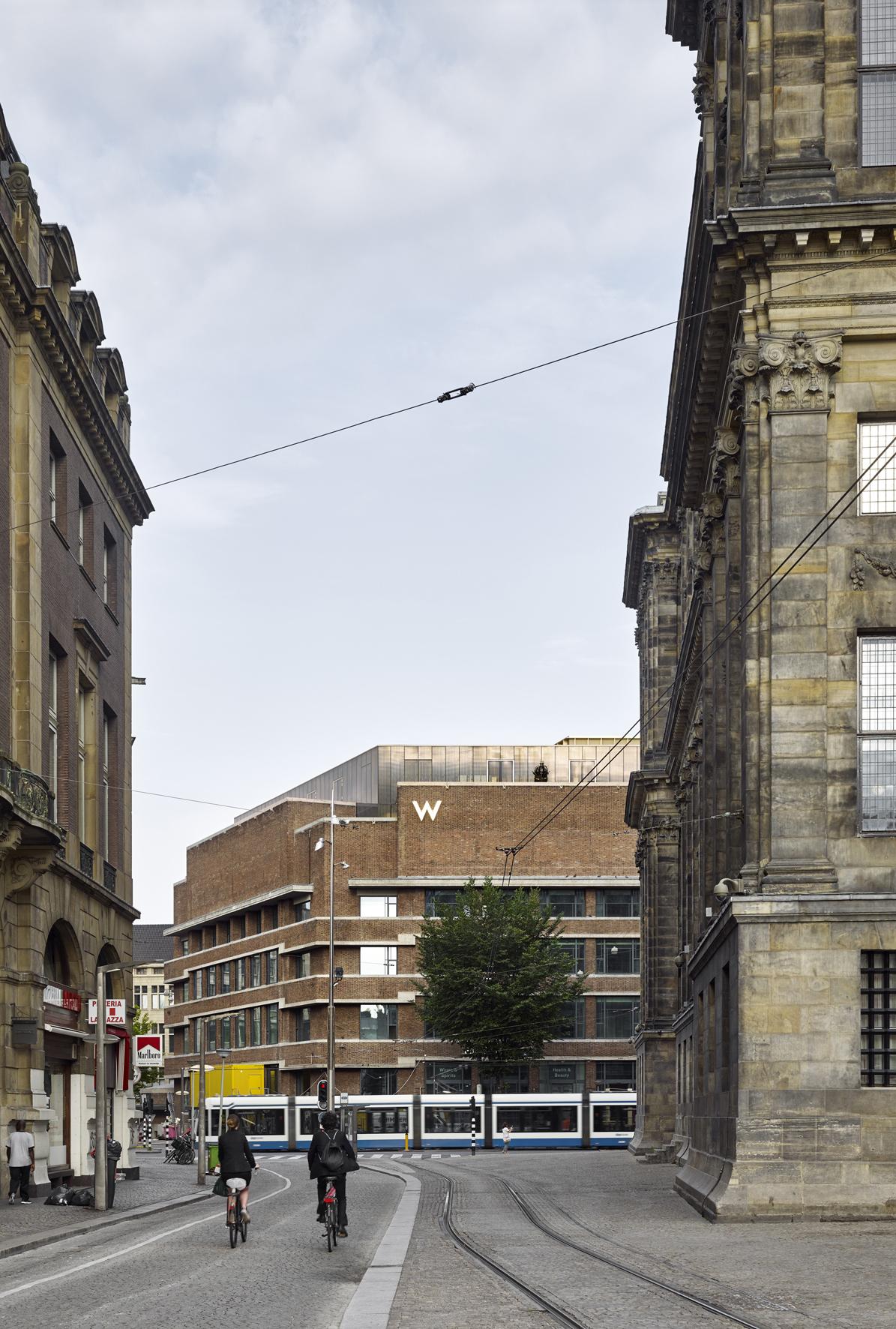 Arc16: w hotel exchange amsterdam – office winhov   de architect