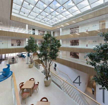 Arison trainingscampus in de duinen paul de ruiter architects 1 430x420