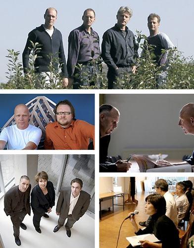 Compilatie van de naamgevende architecten Architect van het Jaar 2010