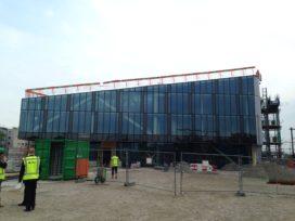 Bezoek Station & Stadskantoor Delft