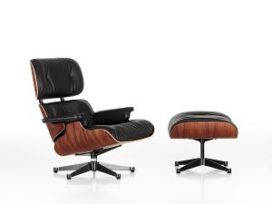 Grotere Eames Lounge Chair van Vitra