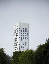 Sia Aoyama Building in Tokio door Jun Aoki en Associates