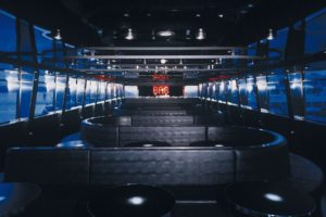 Supperclub cruise in Amsterdam Concrete Architectural Associates