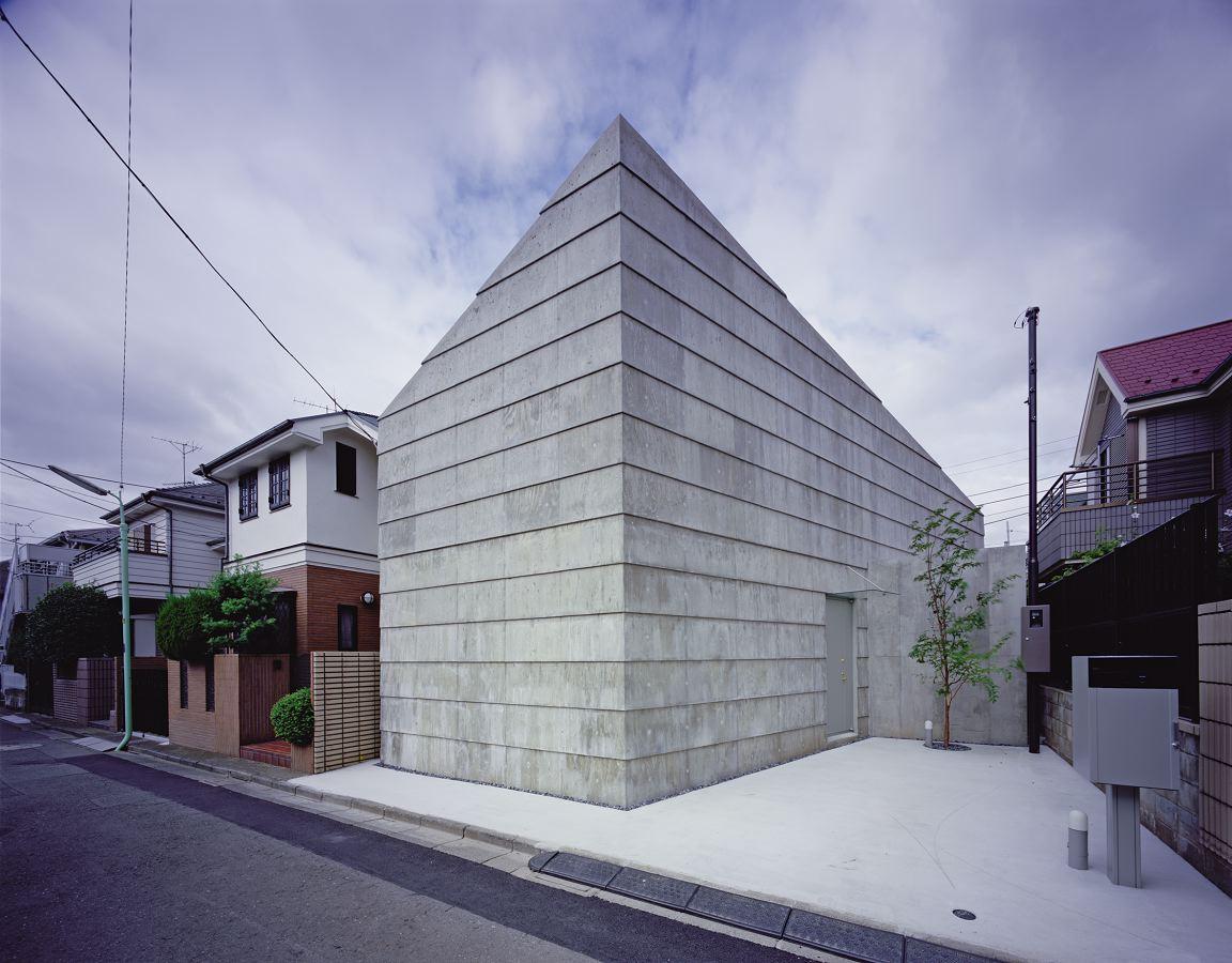 Woning in tokio door mount fuji architects de architect - Grot ontwerp ...