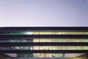 Nederlands Forensisch Instituut in Den Haag door Claus en Kaan Architecten