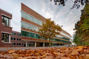 Nieuwbouw en renovatie RIKILT complex in Wageningen door Broekbakema