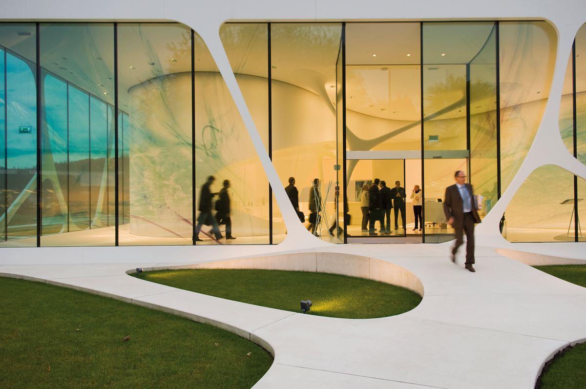 Hoge Raad der Nederlanden door Kaan Architecten