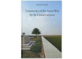 Top 10 architectuurboeken 2010<br>#03:  Jeroen Geurst, Cemeteries of the Great War by Sir Edward Lutyens