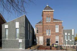 Opvang voor dakloze alcoholverslaafden in Utrecht door Versseput Architecten