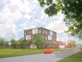 Atelier PRO ontwerpt Vitalis College Breda