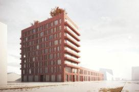 Start bouw project Docklands in Buiksloterham