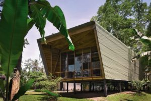 Woonhuis in Cahuita (Costa Rica) door Gianni Botsford Architects