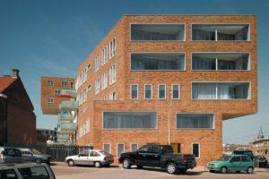 Woongebouw in Den Haag door N2 architekten