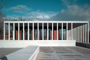 Literaturmuseum der Moderne in Marbach am Neckar door David Chipperfield Architects