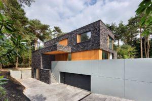 Bosvilla in Soest door Zecc Architecten