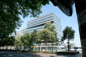 Blaak 31 in Rotterdam door KCAP