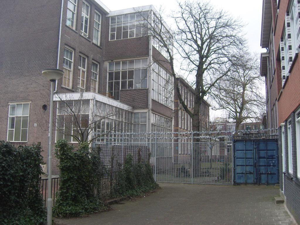 Transformatieplein Liskwartier Rotterdam