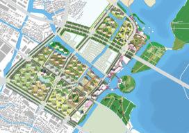 KCAP ontwerpt masterplan in Shaoxing