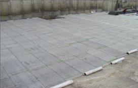 Zelfherstellend betonafdichtingsysteem