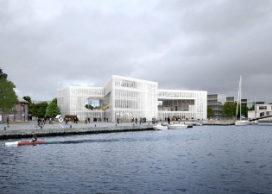 OMA bouwt Franse bibliotheek