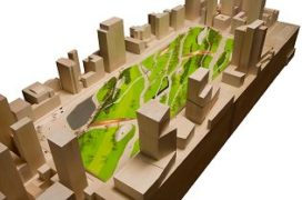 Plan voor park op Zuidas wint stedenbouwprijs