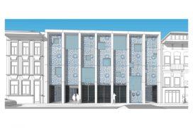 CC Mehmet Akif door B-Architecten