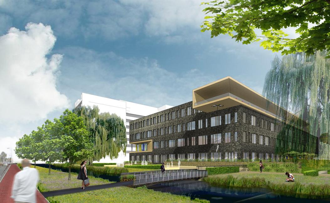 RoosRos wint architectenselectie IJsselcollege