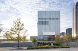 Wyly Theatre in Dallas (VS) door REX/OMA