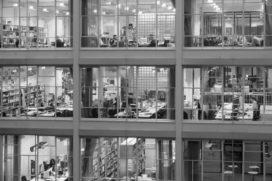 de Architekten Cie. verdeeld in drie businessunits